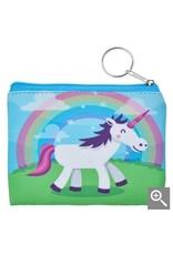 Clayre & Eef Kinder portemonnee - regenboog eenhoorn