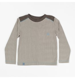 Albababy Alba children's shirt - havin sweat wren cubes