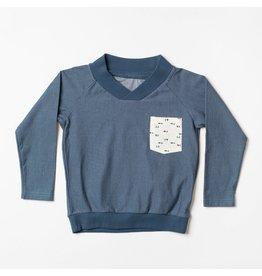 Albababy Alba children's shirt - henry sweat
