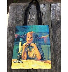 Pippi Langkous Bag - pondering