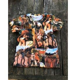 Pippi Langkous Kinder t-shirt - Pippi compilatie