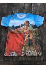 Pippi Langkous Children's tshirt - Pippi olé