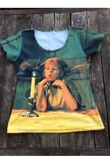 Pippi Langkous Volwassen t-shirt - Pippi overpeinzingen