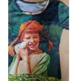 Pippi Langkous Volwassen t-shirt - Pippi kuiken