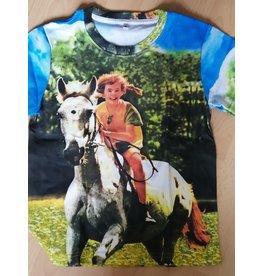 Pippi Langkous Children's tshirt - Pippi