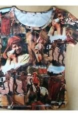 Pippi Langkous Adult tshirt - Compilation
