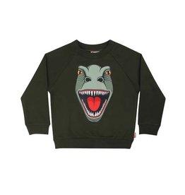 Danefae Sweater - safari t-rex