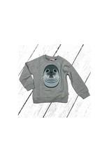 Danefae Sweater - heather grey sael