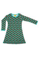 Duns Children's dress - radishes