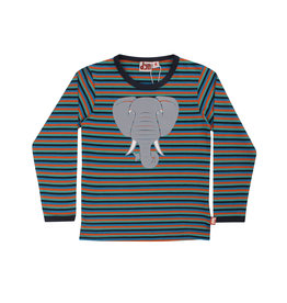Danefae Children's shirt - Durango olifant