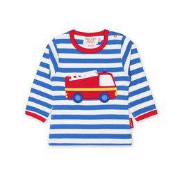 Toby Tiger Kinder shirt - brandweer