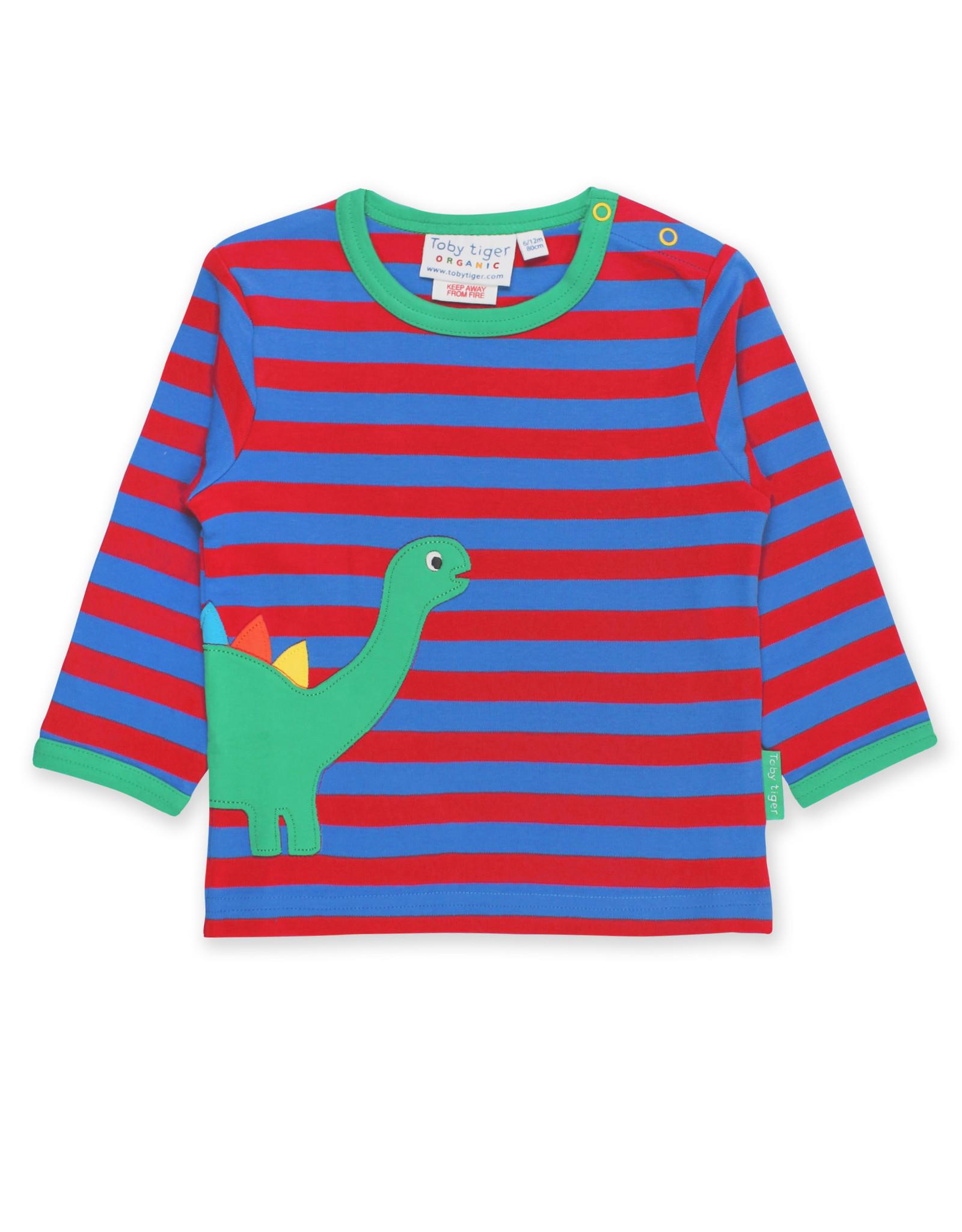Toby Tiger Kinder shirt - dino saurus