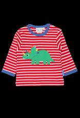Toby Tiger Kids shirt - triceratops