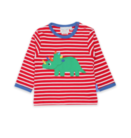 Toby Tiger Kids shirt - triceratops