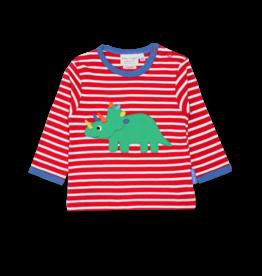 Toby Tiger Kinder shirt - triceratops