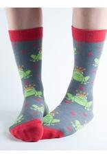 Doris & Dude Kindersokken - frog (31-36)