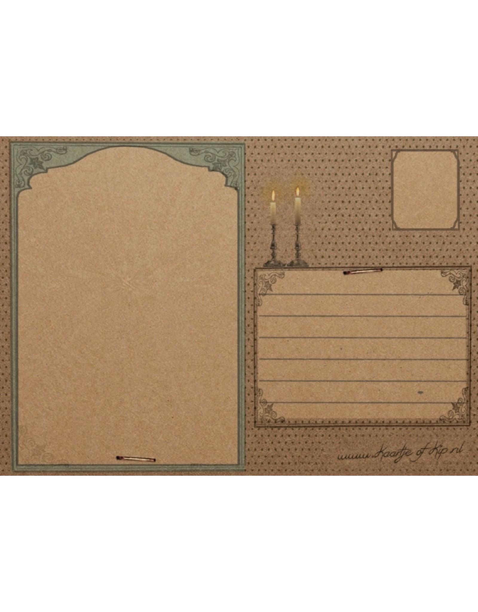 Postcard - date