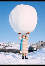 Pippi Langkous Pippi Longstocking card - snowball