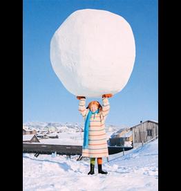 Pippi Langkous Pippi Langkous kaart - sneeuwbal