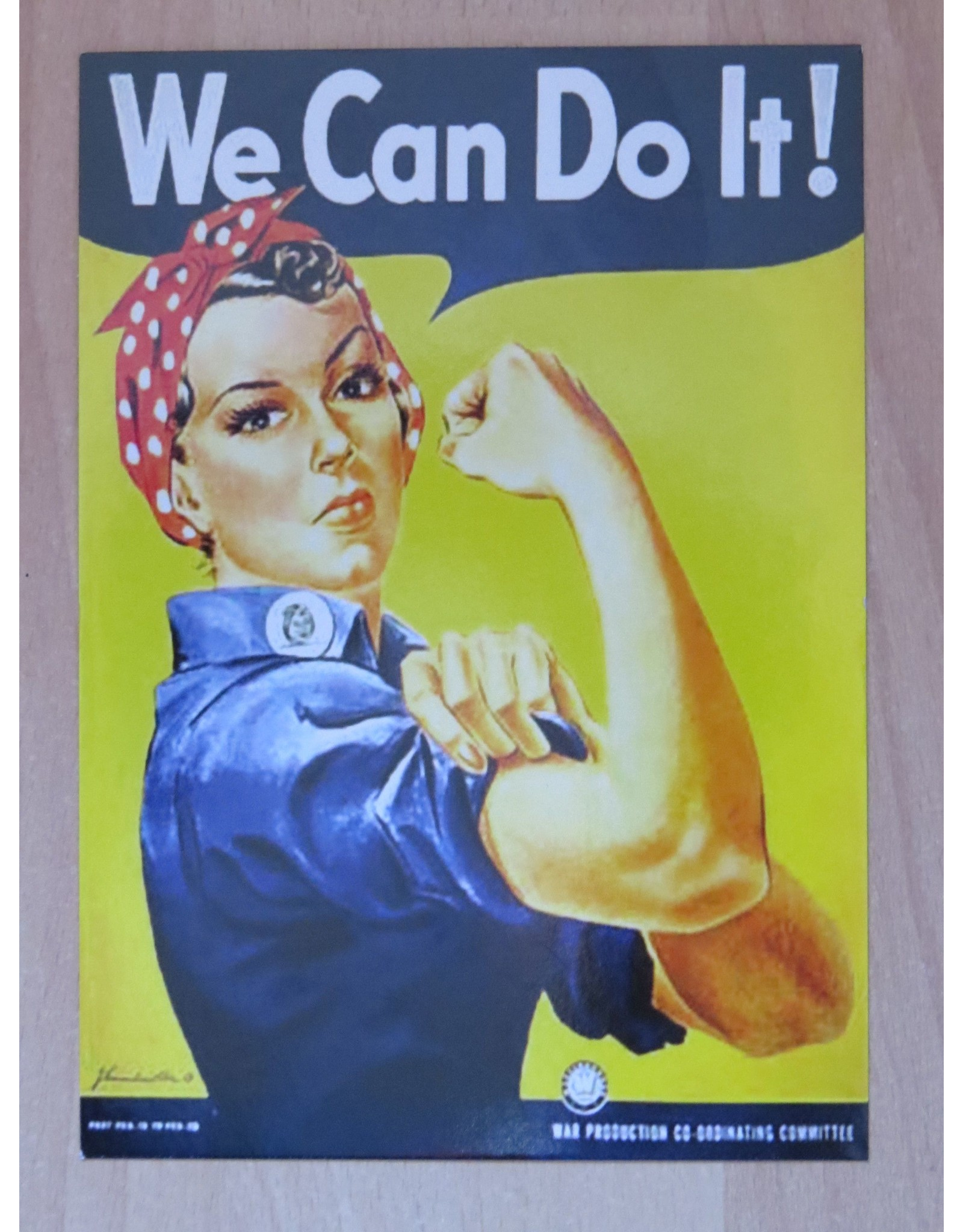 Card - We can do it!