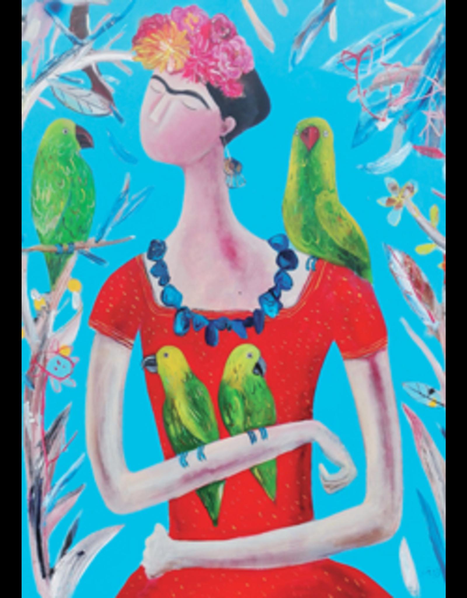 Kaartje - Frida Kahlo