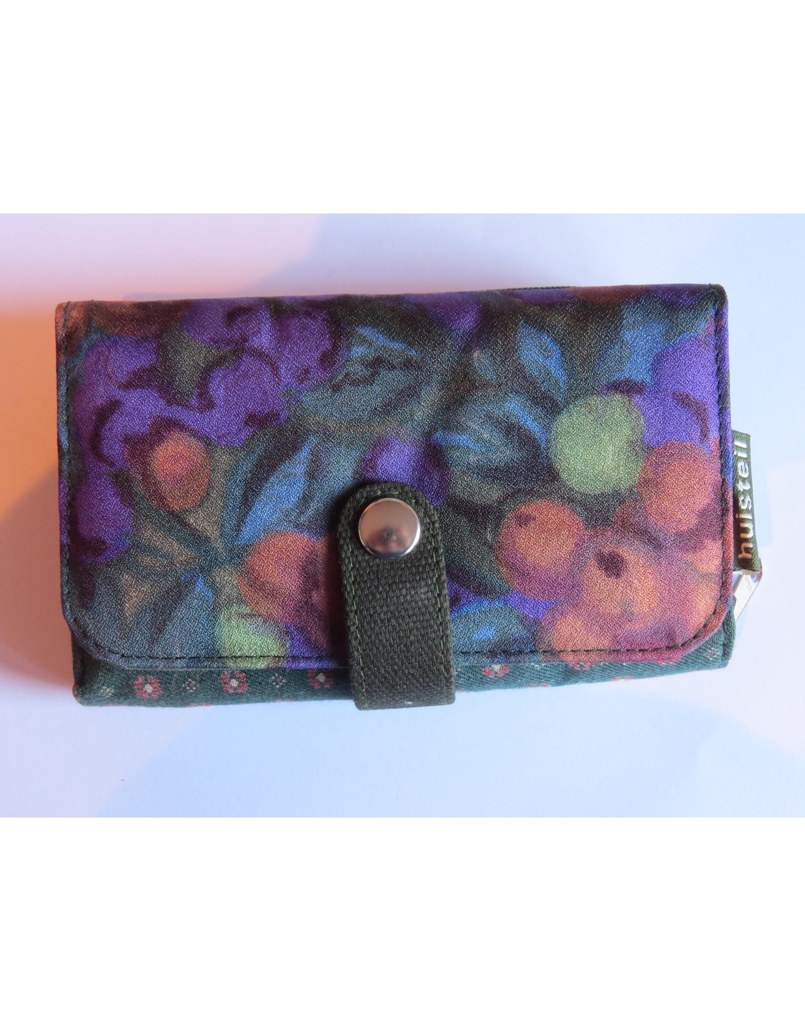Huisteil Medium vintage wallet -  fun