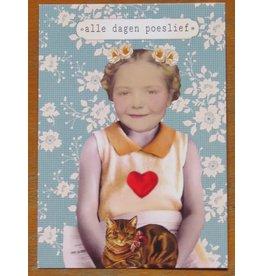 Card - sweet as a kitten
