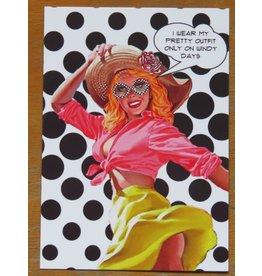 Card - I wear my pretty outfit