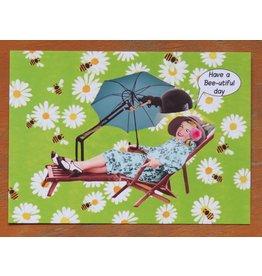 Kaartje - have a bee-utiful day