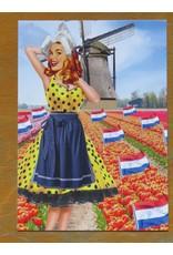 Kaartje - welkom in Holland