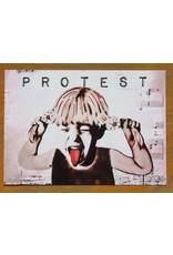 Kaartje - protest
