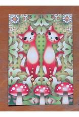 Nice card - cats