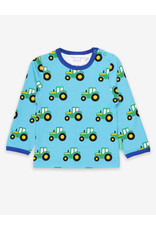 Toby Tiger Kids shirt - tractor