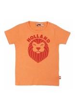 Danefae Kinder t-shirt - peach leeuw
