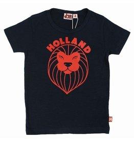 Danefae T-shirt - navy lion