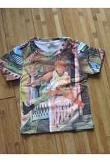 Pippi Langkous Kinder t-shirt - Villa Kakelbont
