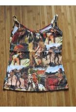 Pippi Langkous Adult tshirt - Pippi divers