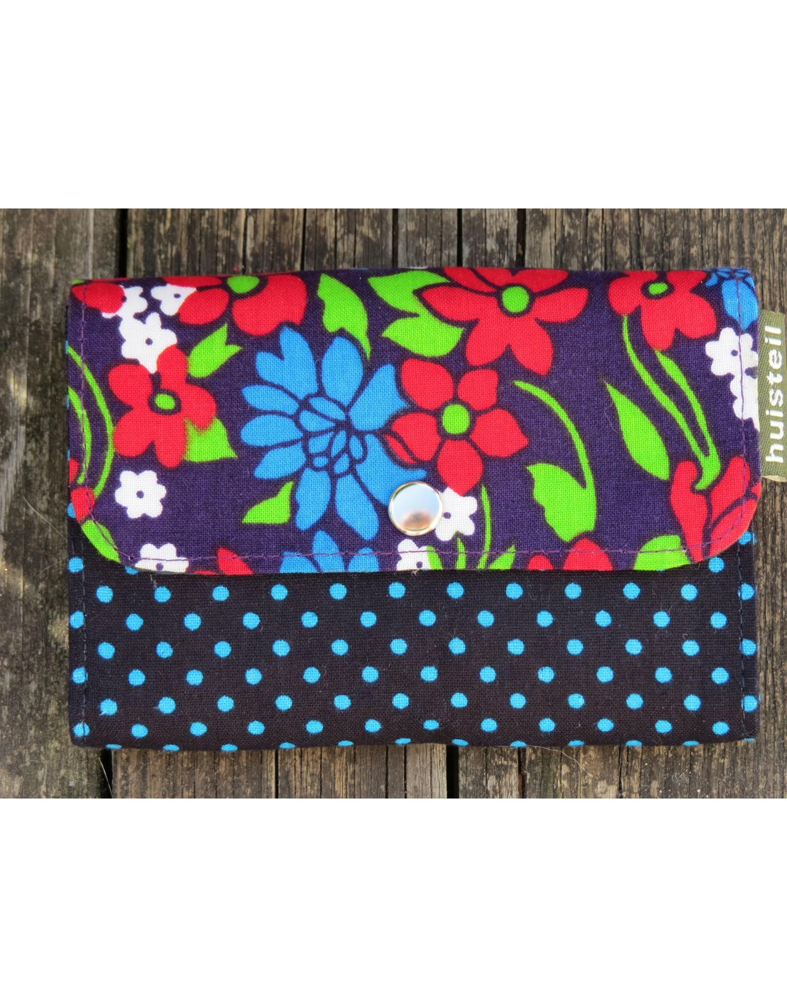 Huisteil Small retro purse - colored