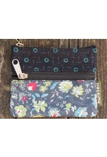 Huisteil Small vintage purse - blackish