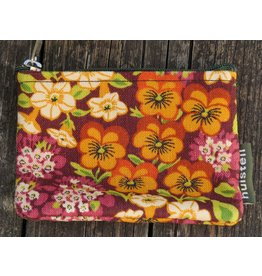 Huisteil Small vintage purse - flowery