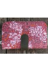 Huisteil Medium vintage portemonnee - paars