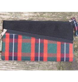 Huisteil Vintage wallet - mobile phone - scottish