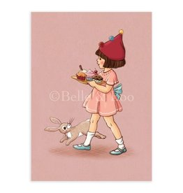 Belle & Boo card - A treat for you