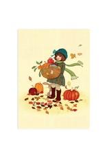 Belle & Boo kaart - herfst