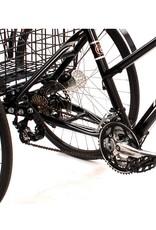 Mission driewieler - Tribrid aluminium 28 inch