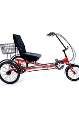 Mission driewieler - Comfort Semi-ligfiets