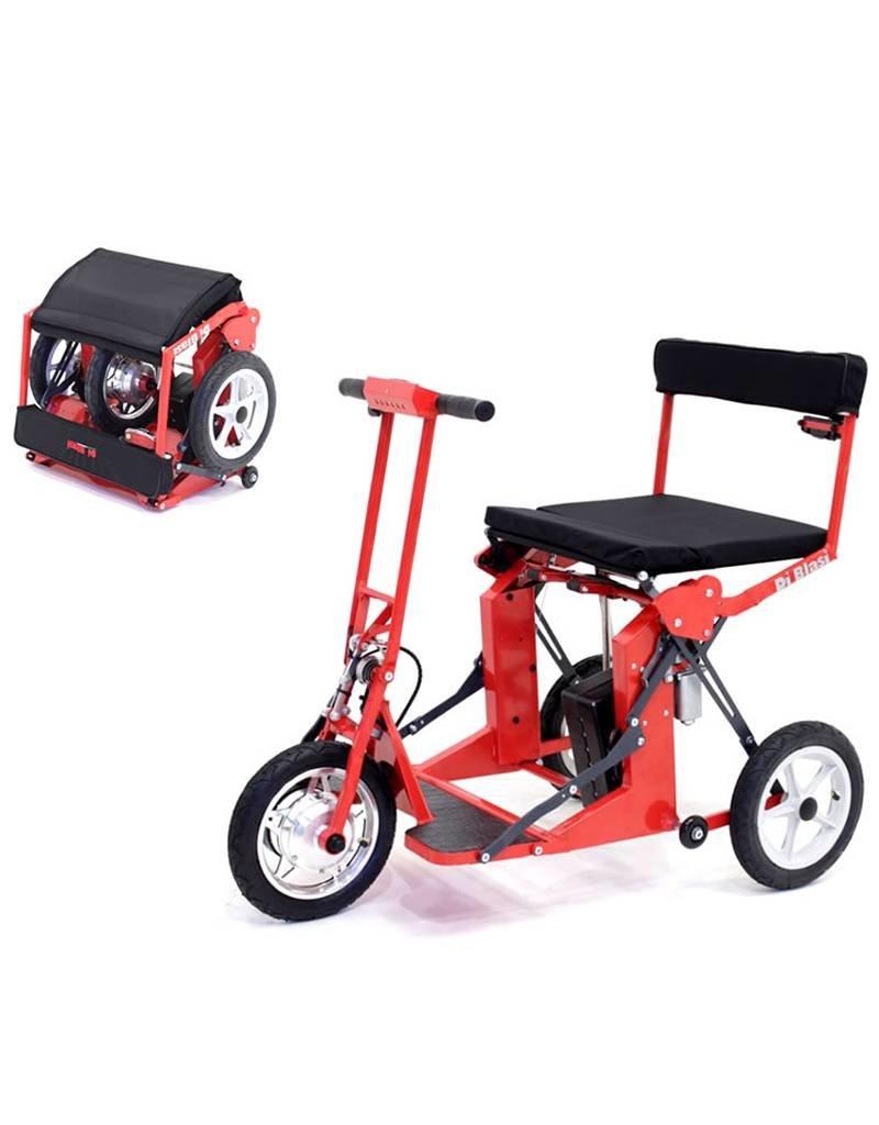Elektrisch Scootmobiel - DiBlasi R30 Automatisch Opvouwbaar