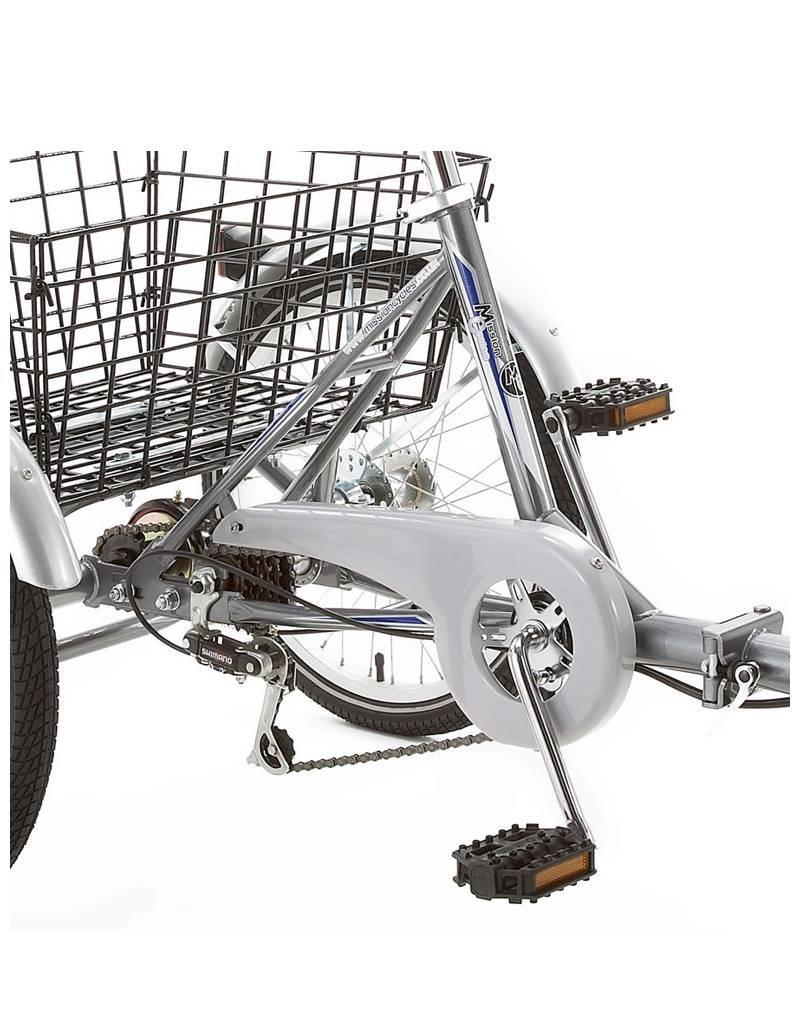 Opvouwbare Driewieler - Mission Space Genie