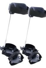 Voet sandalen met beensteun