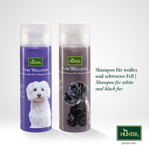 Hunter Shampoo Pure Wellness for Dogs